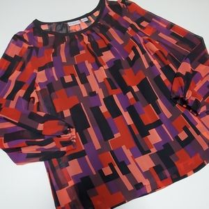 Liz Claiborne blouse size lp